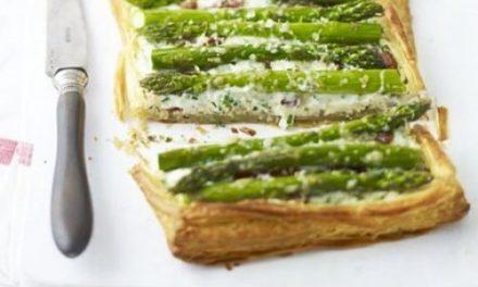 British asparagus recipes