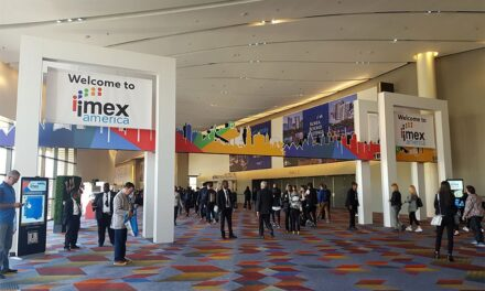 CHW attend IMEX America with the London Convention Bureau