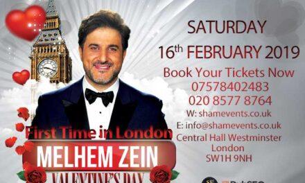 Melhem Zen Valentines Event