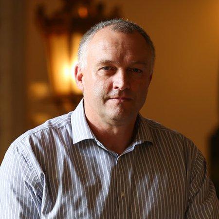 Head shot of Adrian Roberts, Head of Facilities