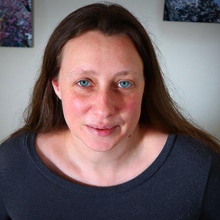 Head shot of Kim Wright, Head of Technology